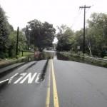 Hurricane Irene, Westwood (8/28/11).
